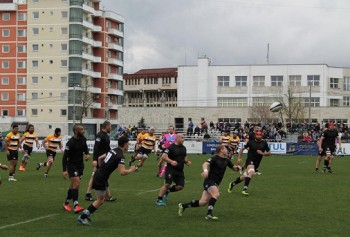 SEMIFINALA RUGBY