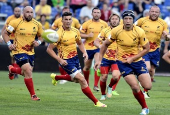 RUGBY:ROMANIA-NAMIBIA, WORLD RUGBY NATIONS CUP (17.06.2015)