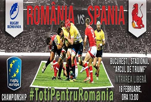 România – Spania echipele probabile