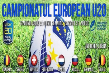 CAMPIONATUL EUROPEAN UNDER 20