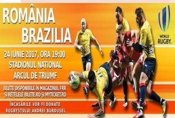 ROMANIA - BRAZILIA