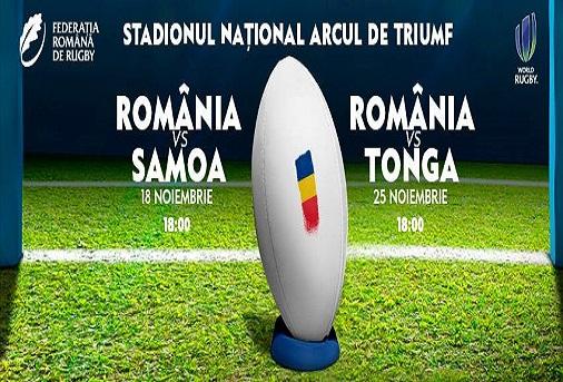 Cinci zimbri pentru meciurile test cu Tonga și Samoa