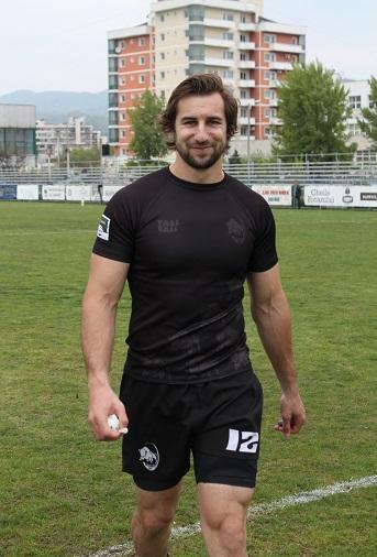 Michael Doneghan o inedită apariție în Rugby World Magazine