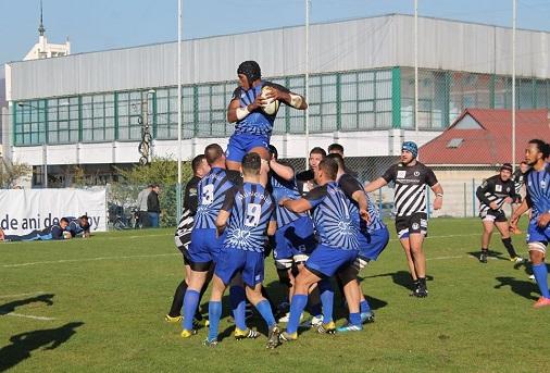 Victorie cu punct bonus obținută la Cluj
