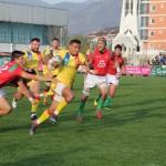 Tricolorii se mențin în Rugby Europe Championship
