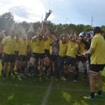 Zimbrii reușesc al șaselea titlu național din istoria clubului
