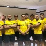 Trei zimbri în naționala României de rugby 7
