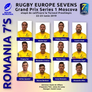 rugby 7 romania